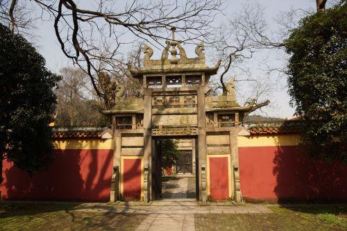 china ancient architecture hunan university