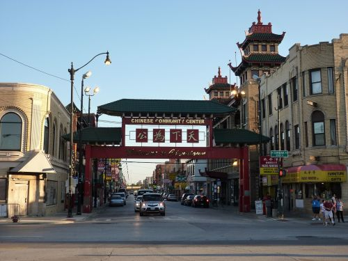 chinatown usa united states