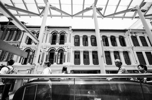 chinatown singapore singapore building