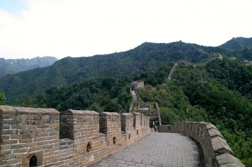 chinese wall large