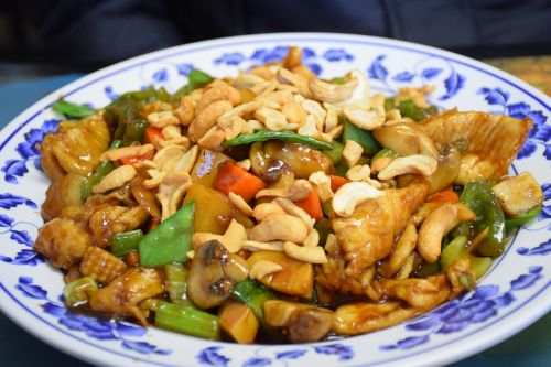 chinese dish food