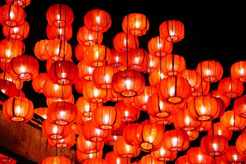 chinese  chinese new year  lantern