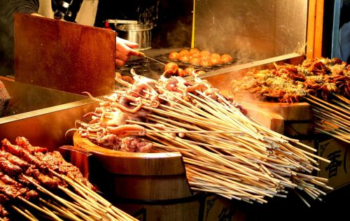 chinese eat specialties