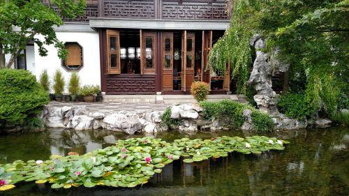 chinese garden portland oregon portland