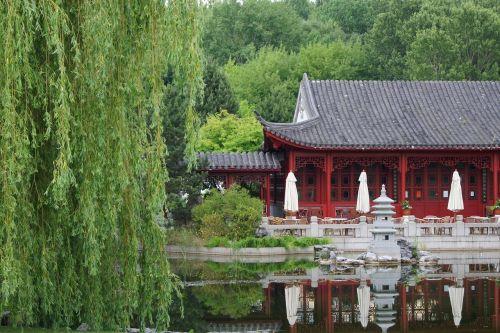 chinese garden berlin wood