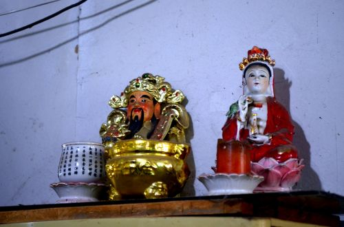 Chinese Home Altar