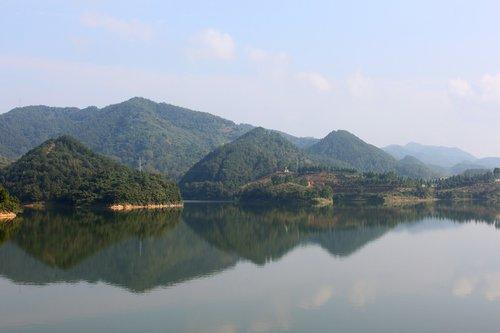 chinese landscape  china  landscape
