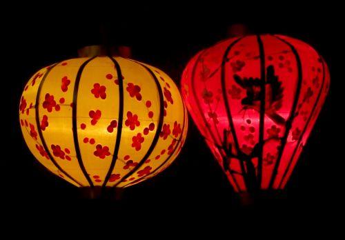 chinese lanterns hoi an