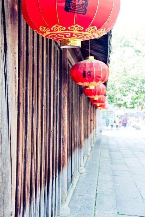 chinese new year jiangnan festive