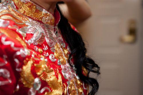 chinese wedding dress marriage wedding