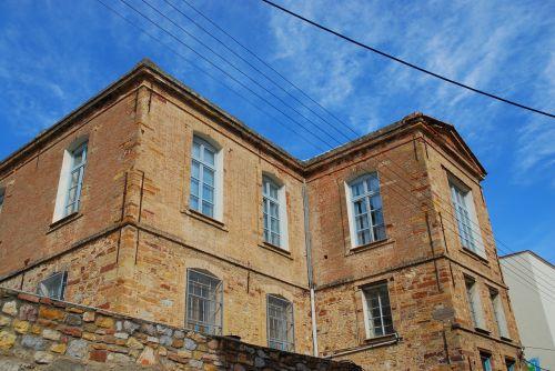 chios house sky