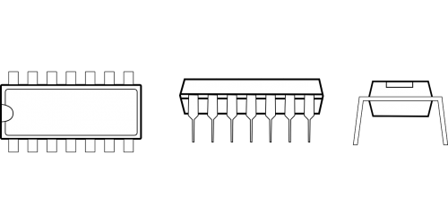 chip computer transistor