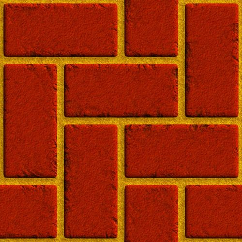 Chipped Bricks