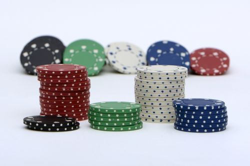 chips play poker