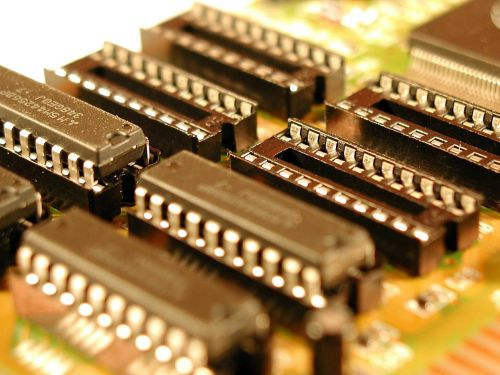 chips electronics ic