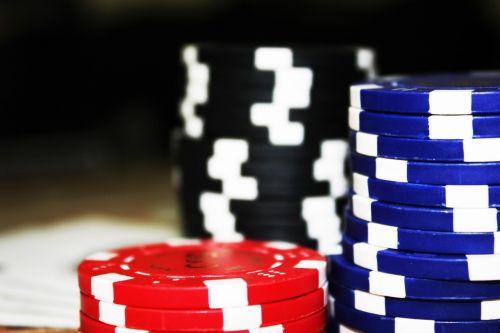 chips gambling casino