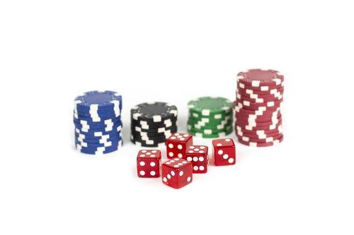 chips  casino  luck
