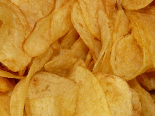 chips potato chips food