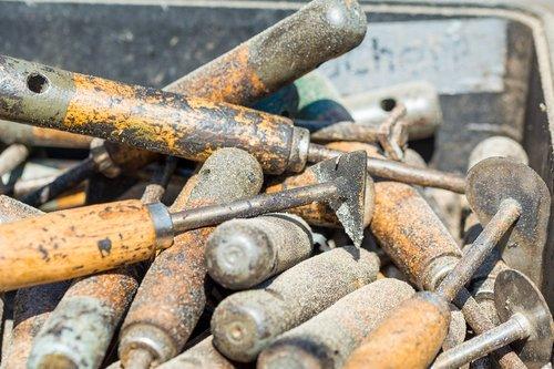 chisels  tools  craft