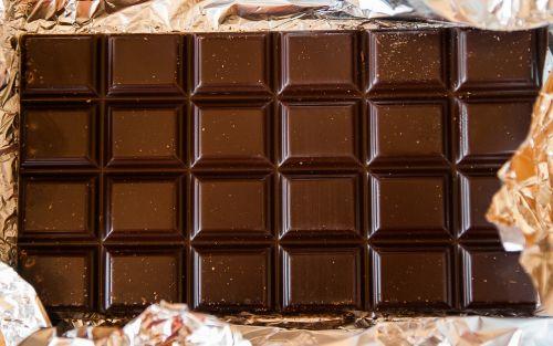 chocolate tablet taste