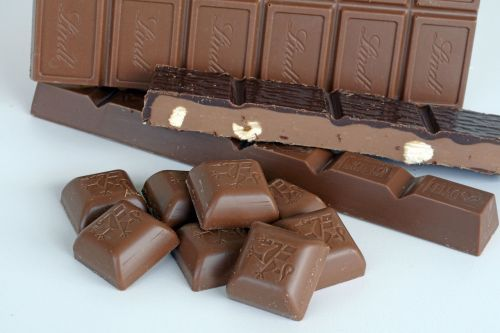 chocolate swiss chocolate candy