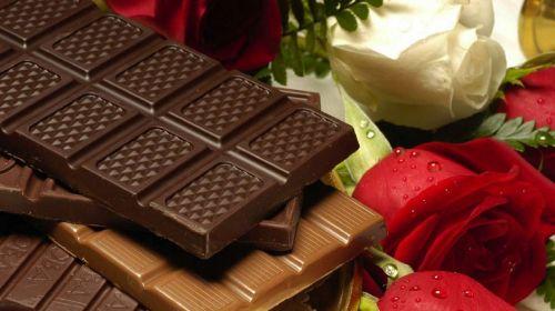 chocolate candy dark
