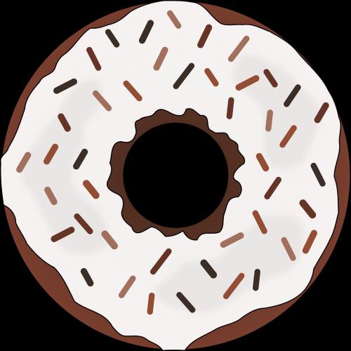 chocolate dessert donut
