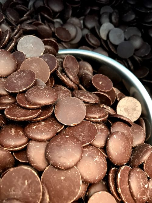 chocolate chocolatier buttons
