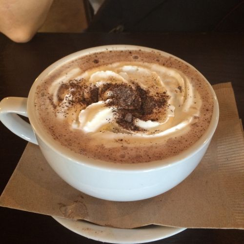 chocolate hot drink
