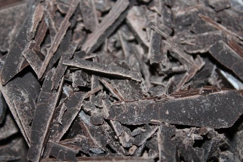 chocolate unhealthy food