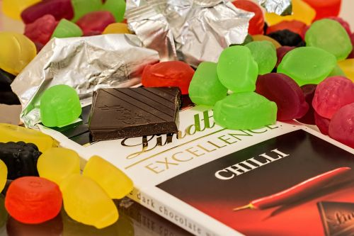 chocolate candy sweets