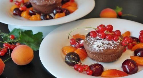 chocolate cake cake chick