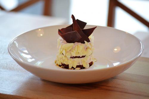 chocolate cake black forest cake cake slice