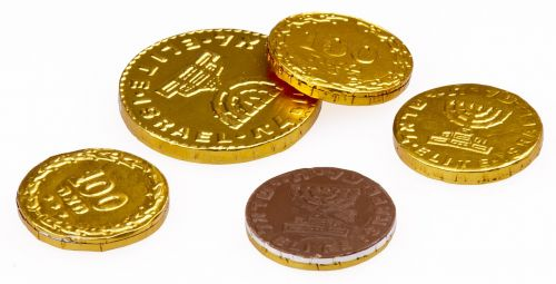 chocolate coins coins gold