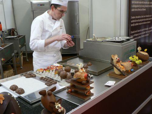 chocolatier chocolate candy