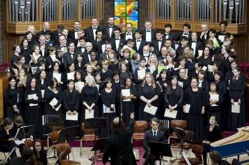 choir music conductor