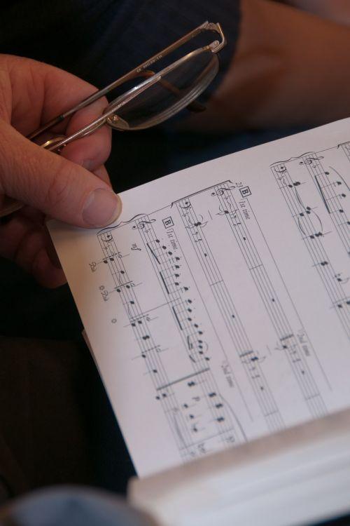 choir sing sample