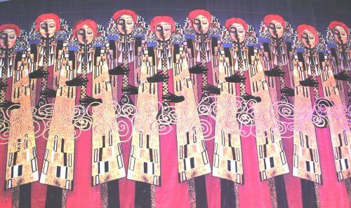 choir musical melody