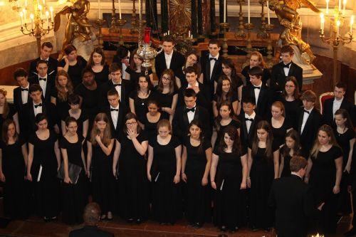 choir church choir sing