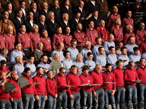 choir group sing