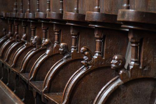 choir stalls religion christianity