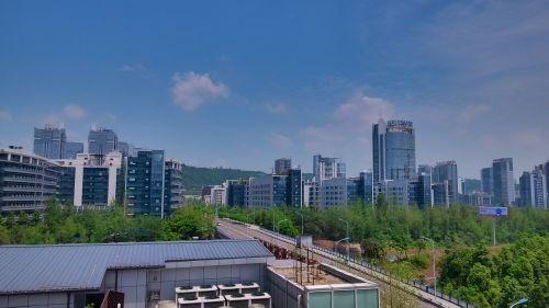 chongqing blue sky housing