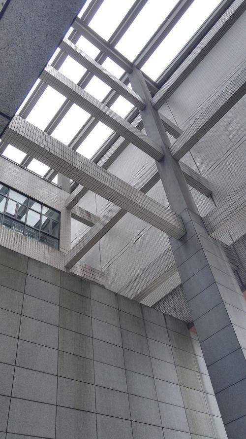 chongqing university library building