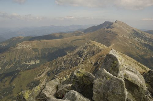 chopok peak low tatras
