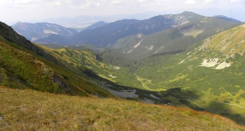 chopok low tatras mountain