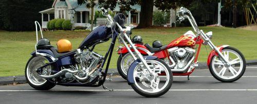 Chopper Motorcycles