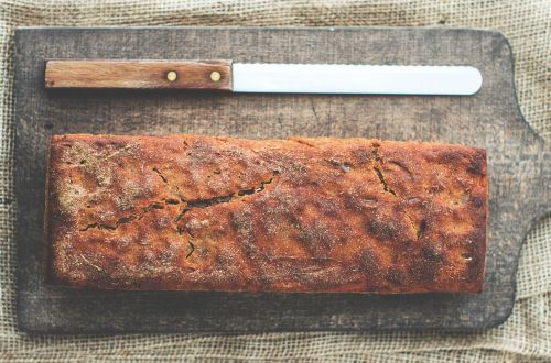 chopping board food knife