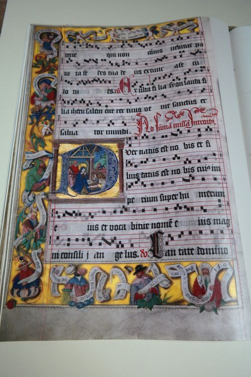 choral book lorch choral book gilded