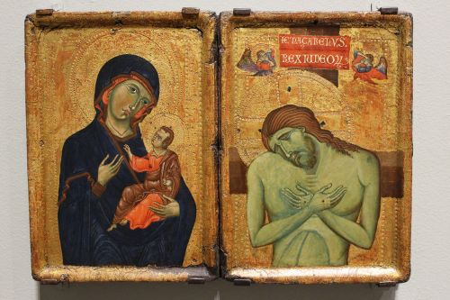 christ middle ages art