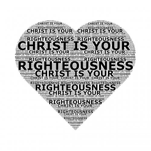 christ righteousness christian